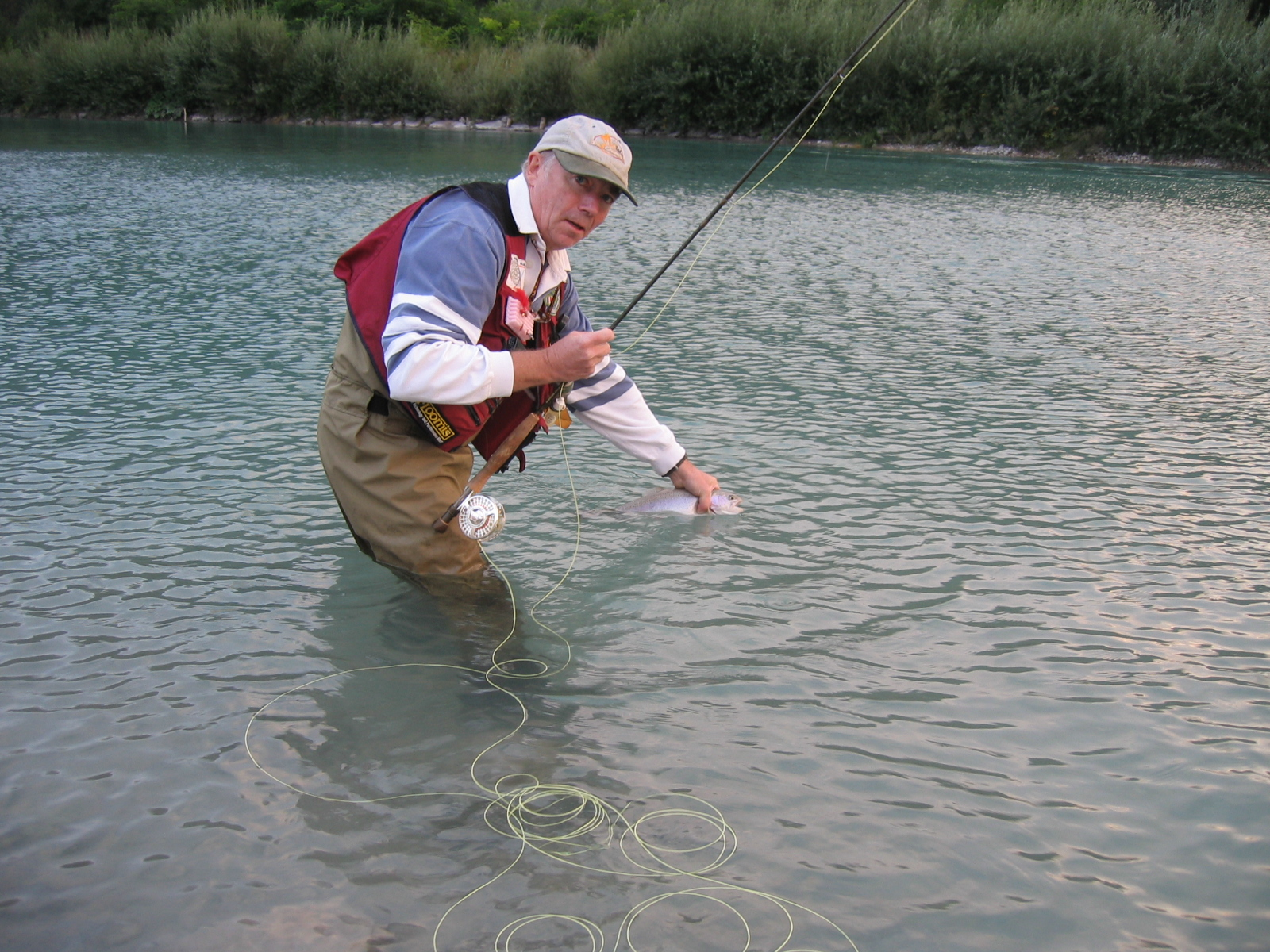 cern fly fishing club